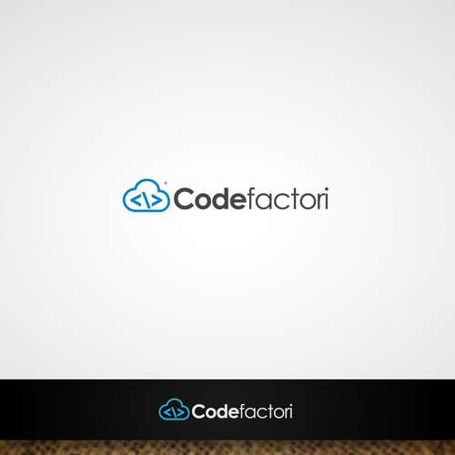 Help Codefactori with a new logo