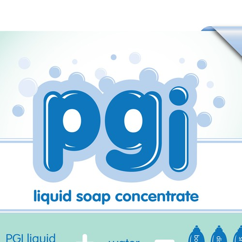 New product label wanted for PGI