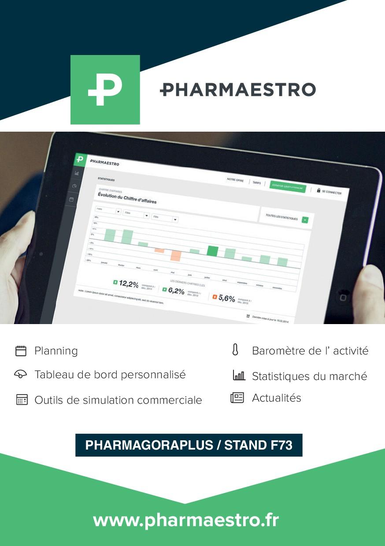 Flyer pour pharmaciens