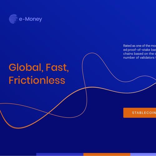 Stylescape for e-money Brand Guide