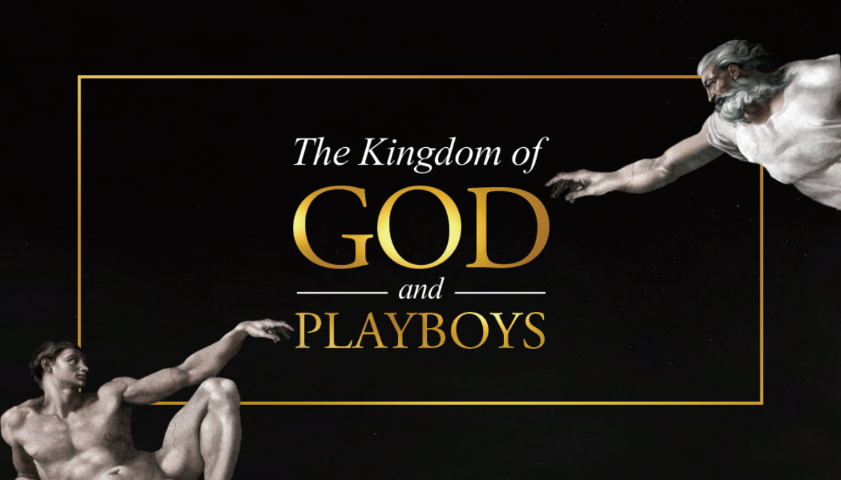 The Kingdom of God and Playboys Business Card