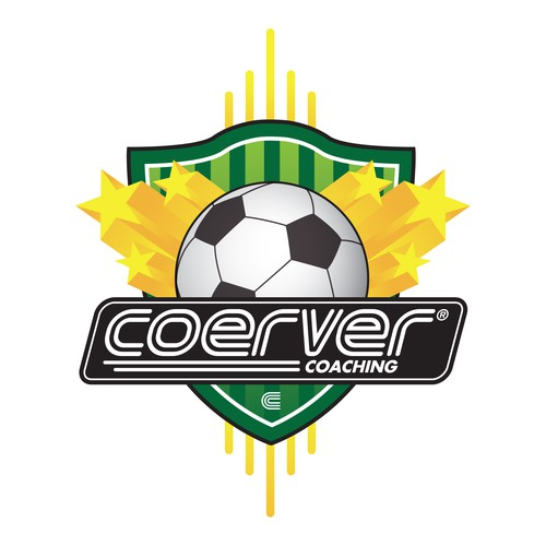 Create the next t-shirt design for Coerver Coaching