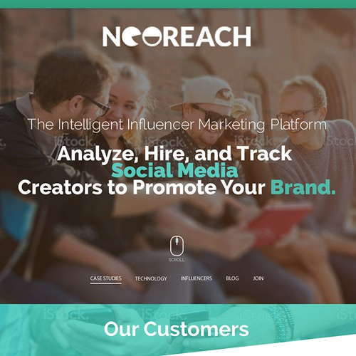 NeoReach WebSite