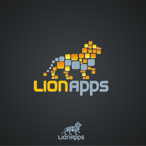 Logo+BusinessCards for LionApps