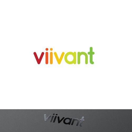 Create a modern and energetic logo for power banks (viivant means alive)