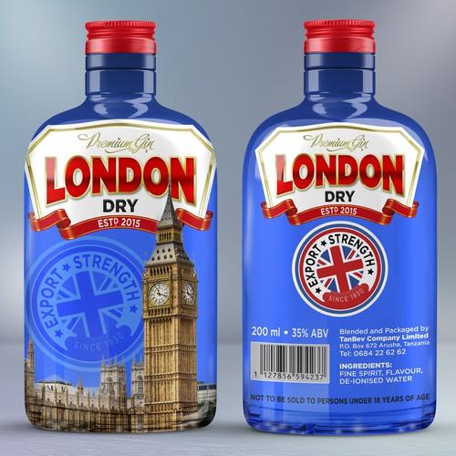 Diseño de marca y etiqueta
