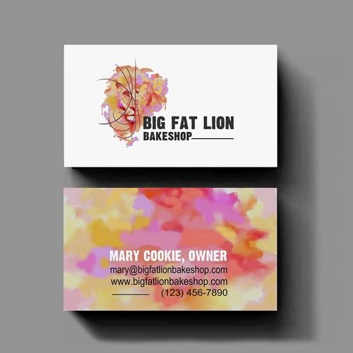 BIG FAT LION