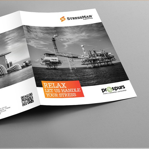 Brochure Design for StressMan Engineering