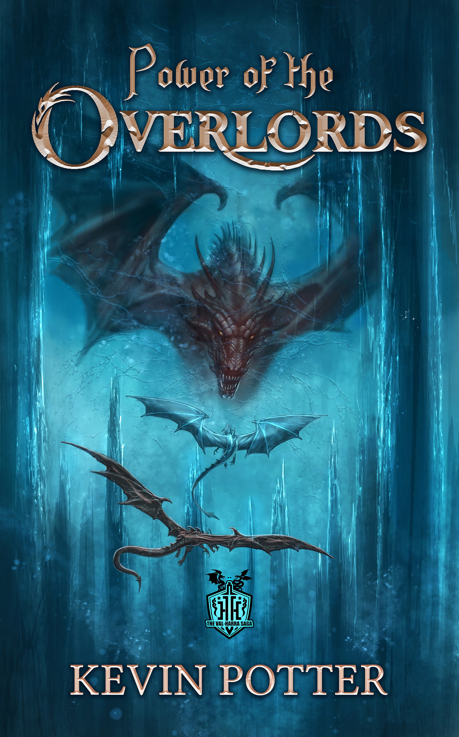 Power of the Overlords book cover