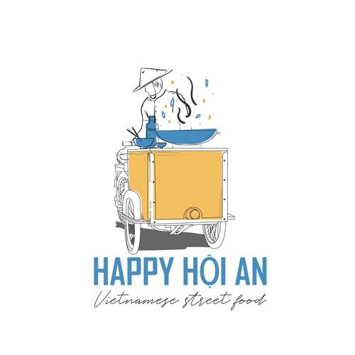 HAPPY HOI AN Vietnamese street food