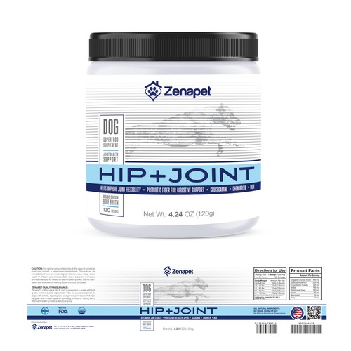 Zenapet Hip+Joint