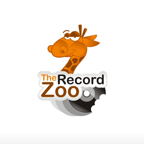 The Record Zoo logo