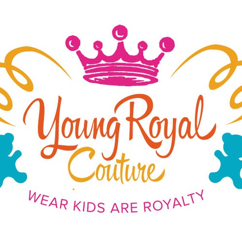 Help Young Royal Couture with a new logo