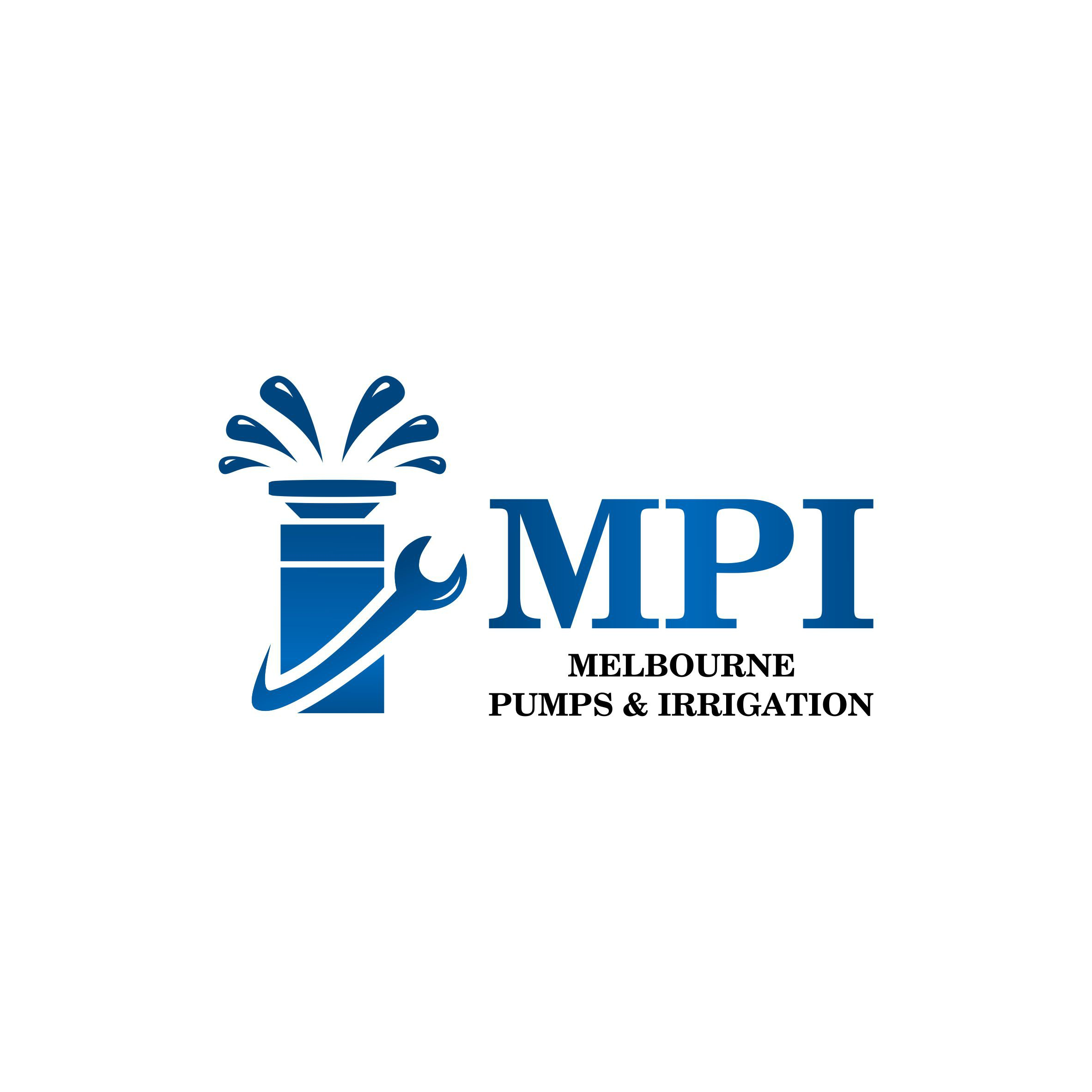 pump and irrigation service company needs a logo