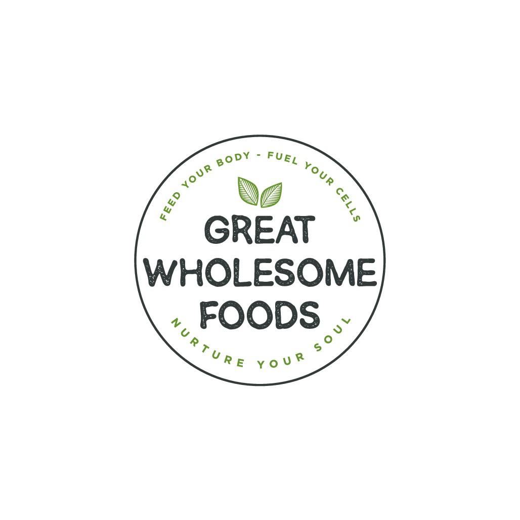 Online Grocery Shop Logo