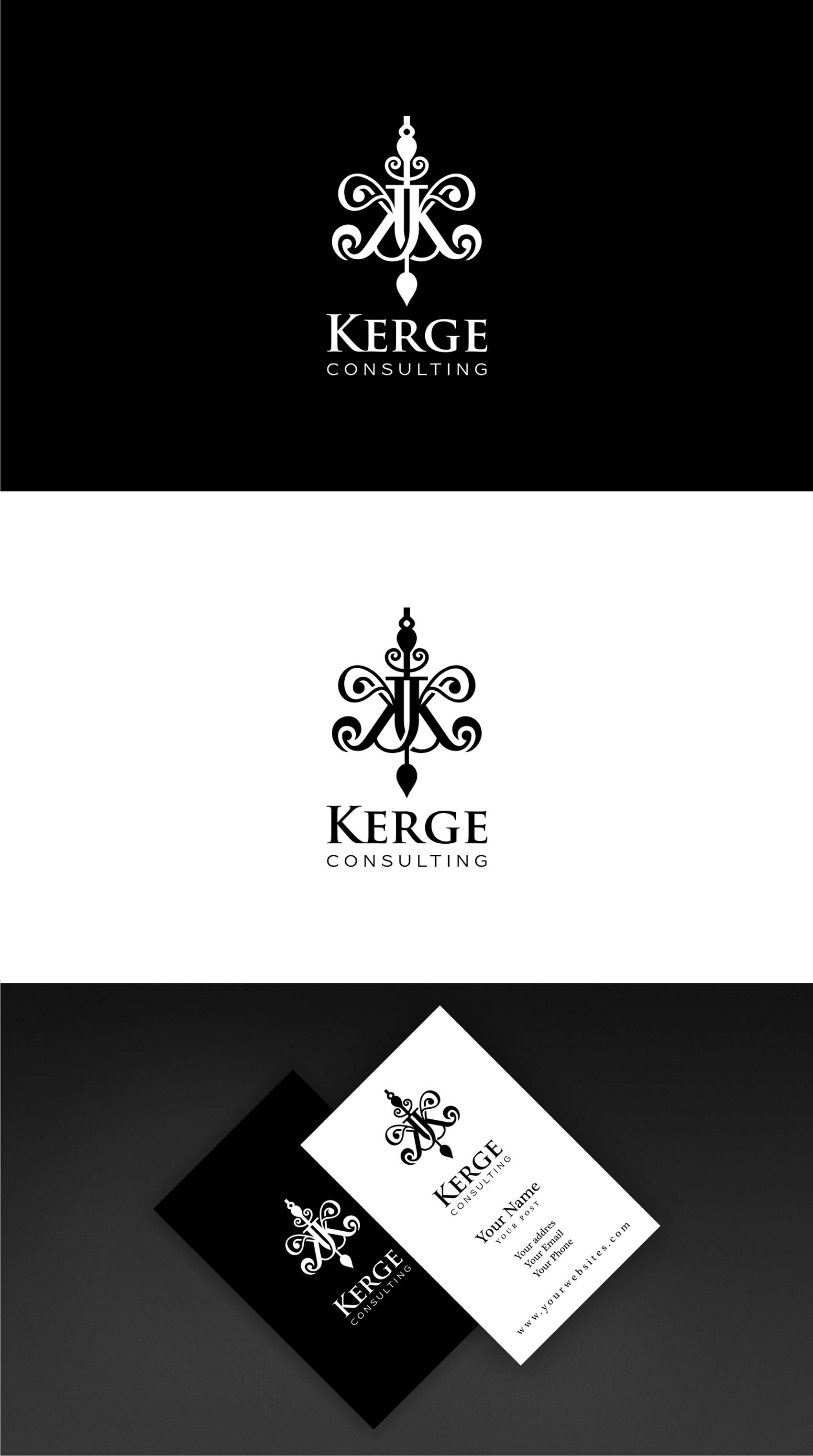 Develop a brand new logo for a small consulting business in the fashion industry