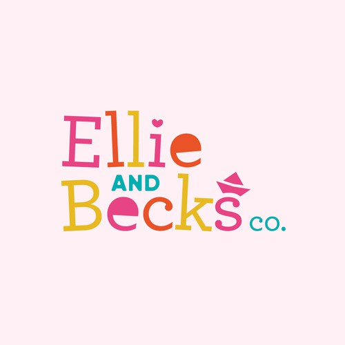 Funny logo for Kids company