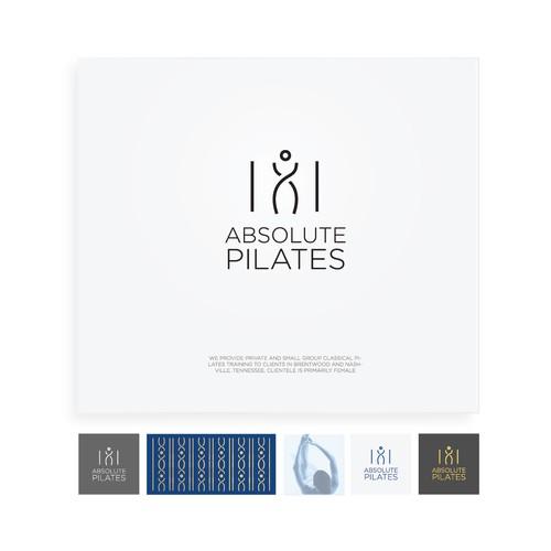 Absolute Pilates_logo option