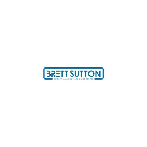 Logo Concept for Brett Sutton