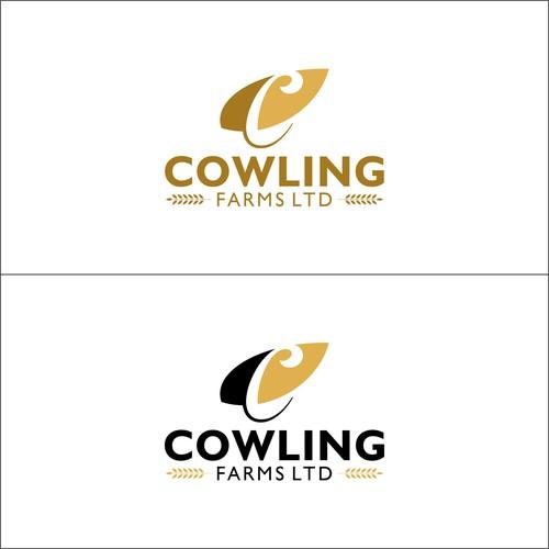 cowling farm ltd logo