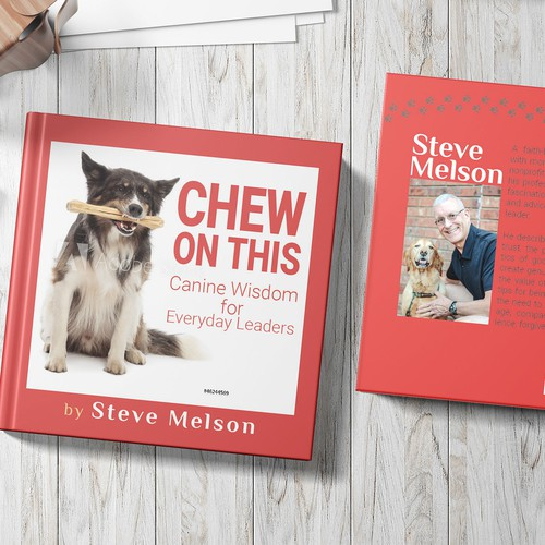 Book Cover for CHEW ON THIS