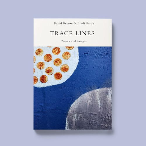 Trace Lines Cover Design
