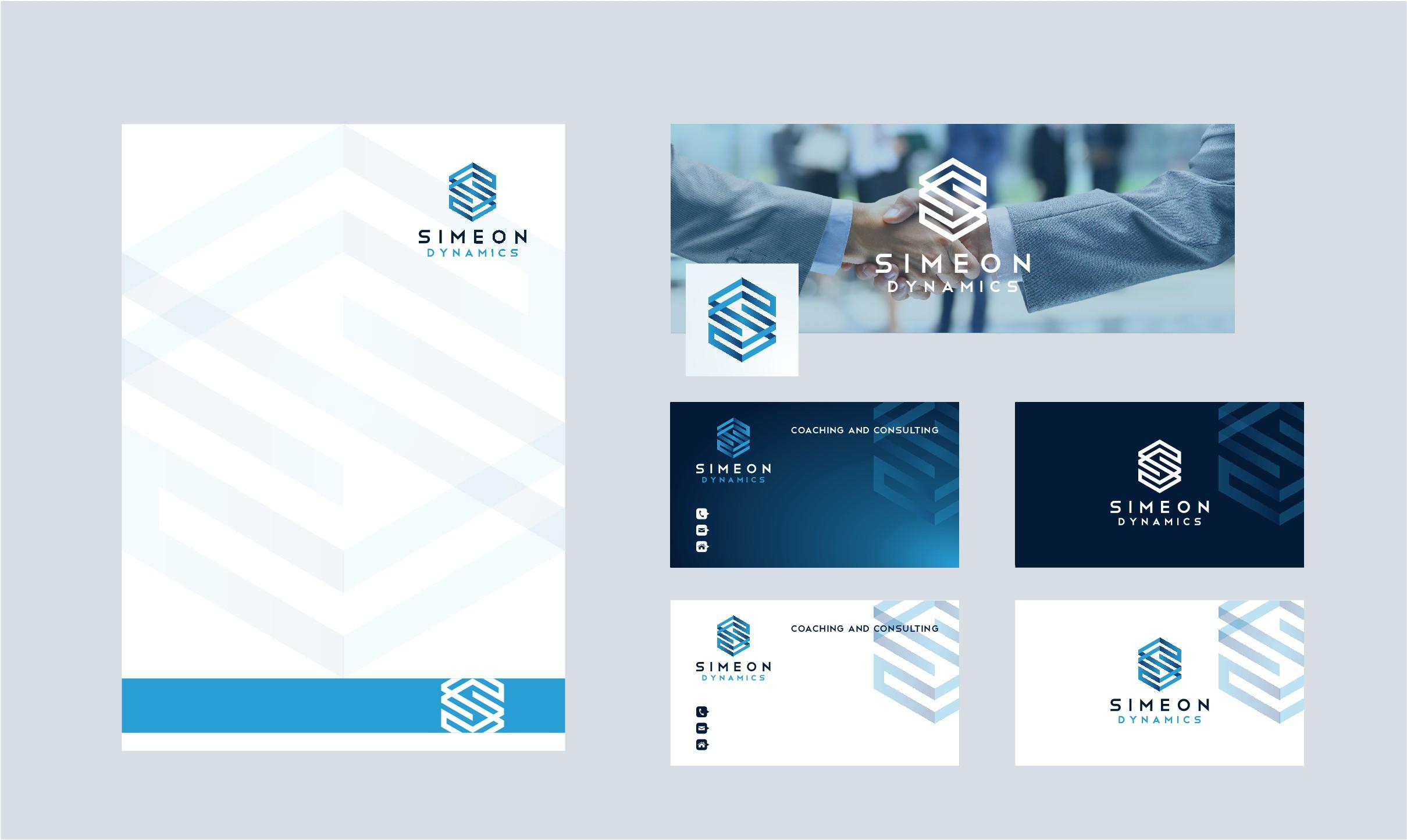 Business card, facebook cover, letterhead