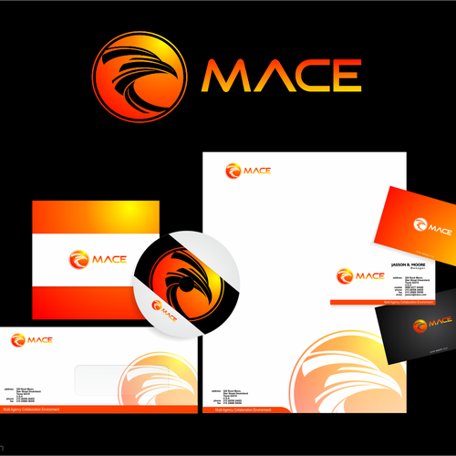 Help us save face at the MACE and design us a cool logo