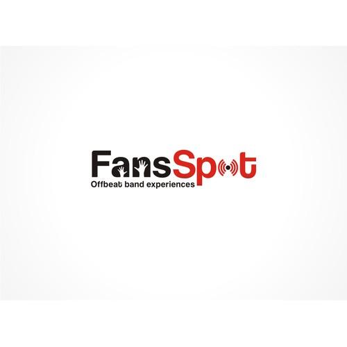 FansSpot needs a new logo