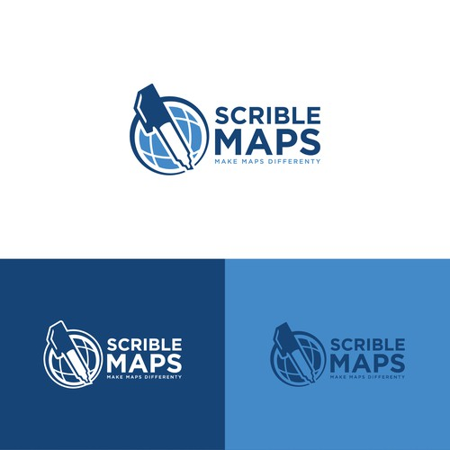 Scribble Maps