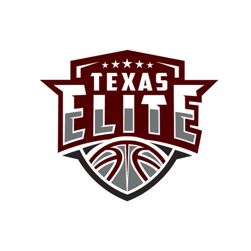 Bold concept logo for Texas Elite