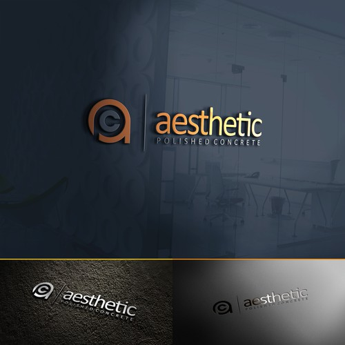 aesthetic logo design