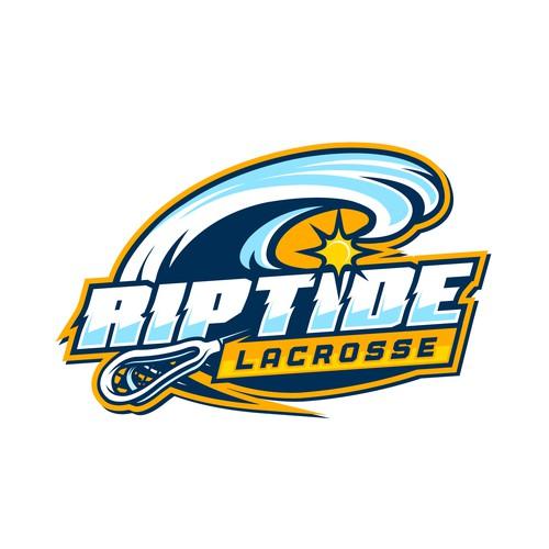 Riptide Lacrosse Logo