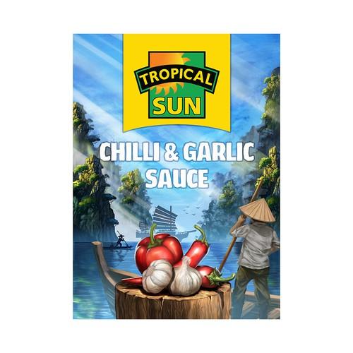 Chilli & Garlic Sauce