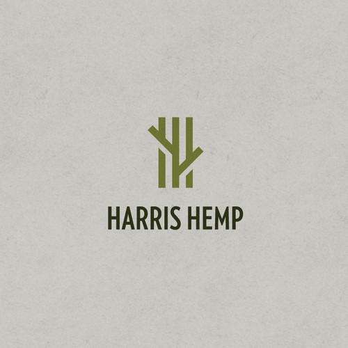 Logo for Harris Hemp