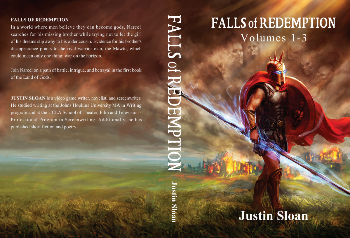 Falls of Redemption - small revision
