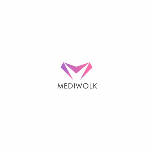 Logo Design For MediWolk