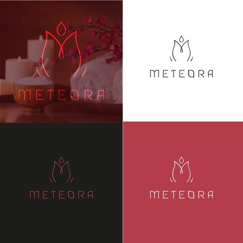 Meteora Candle Logo