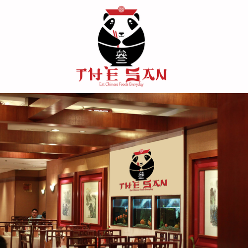 CHINESE RESTAURANT LOGO - ONCE DONE WILL CONTINUE WITH OTHER SERVICES