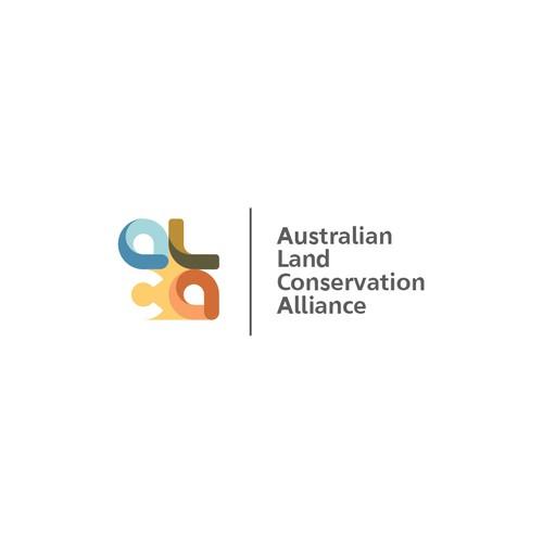 Logo concept for ALCA