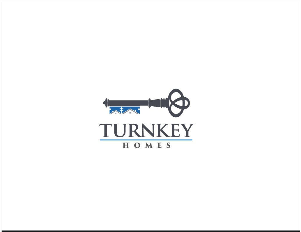 Create an awesome logo for Turnkey Homes