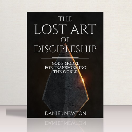 Book Design for The Lost Art of Discipleship