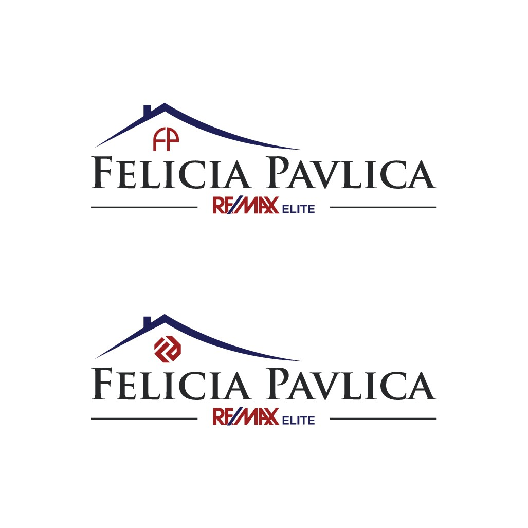 Top Real estate agent DESPERATE for a logo that reflects her vibe!