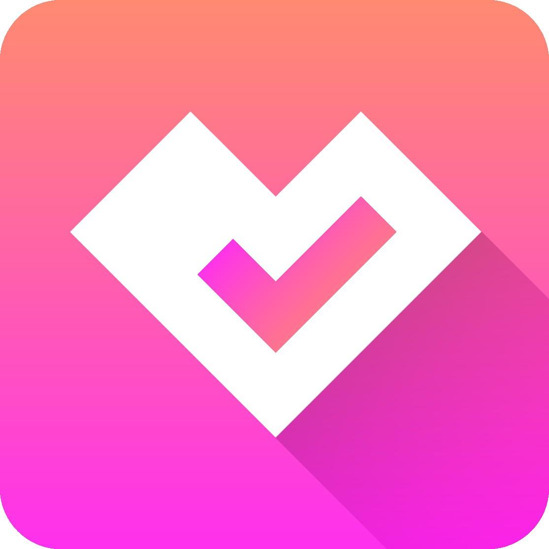 Simple Modern Logo For App That Tracks Your Feelings