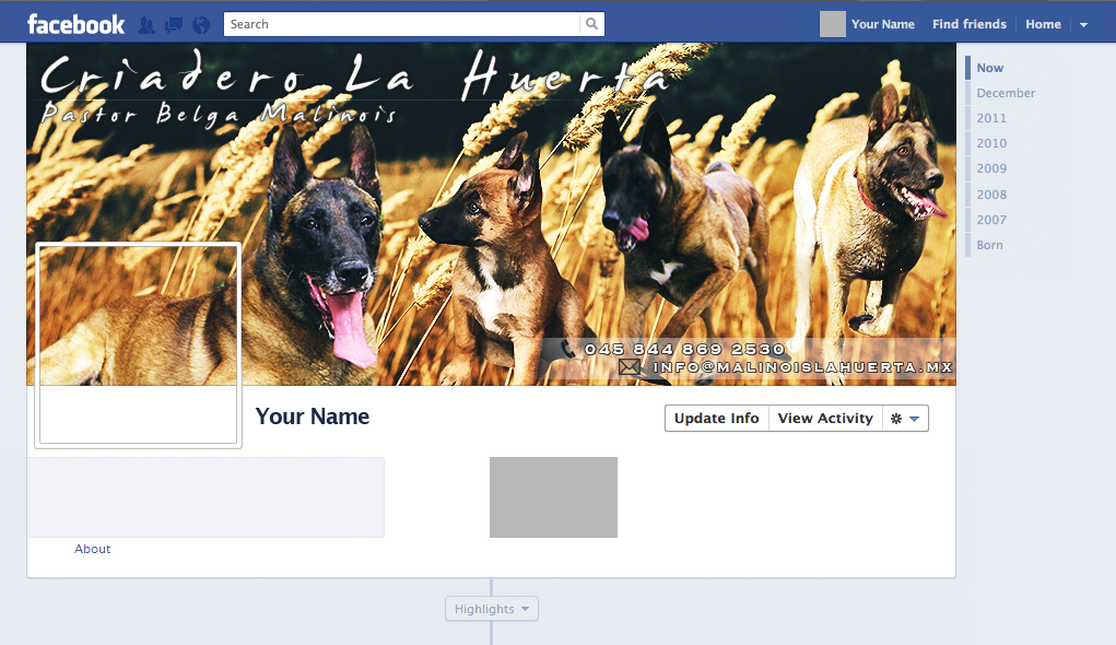 BELGIAN MALINOIS KENNEL FACEBOOK COVER PAGE!!!