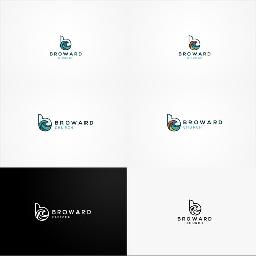 Rustic and Sophisticated logo for Church