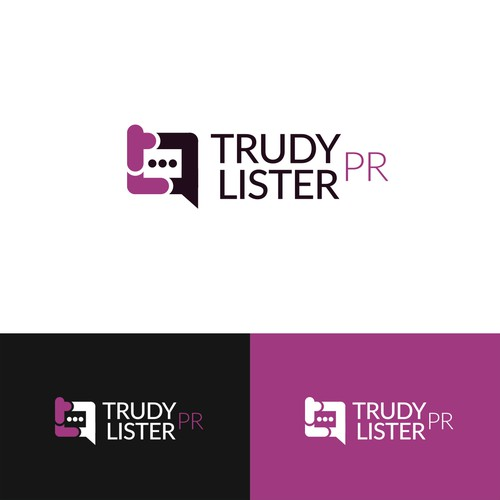 Trudy Lister Logo