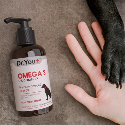 Dog Supplement Label