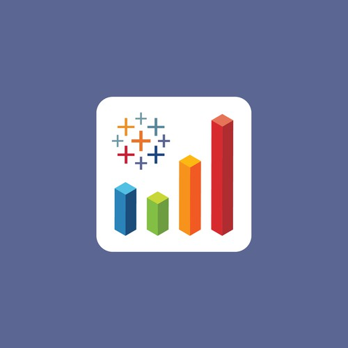 Desktop icon for Tableau Usage Analyzer.