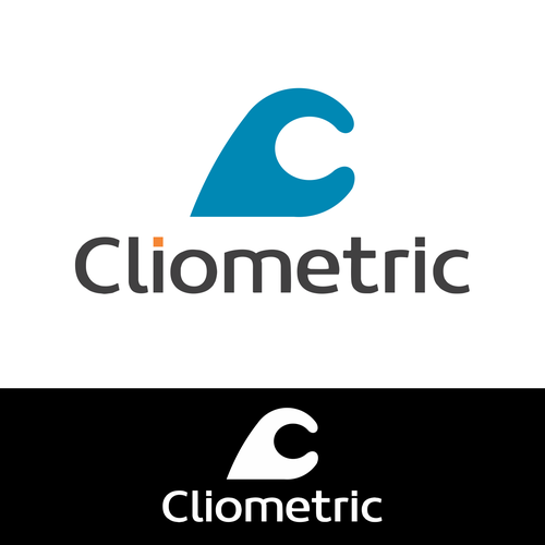 "Logo concept for ""Cliometric"""
